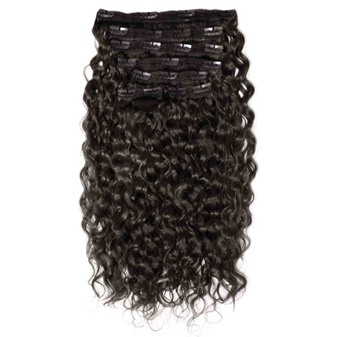Curly 7 Piece Clip-In Set