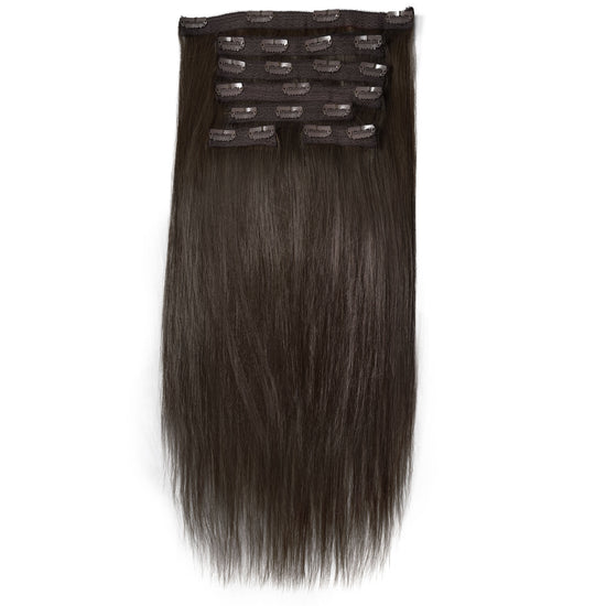 How To Clip Hair Extensions Into Short Hair Perfect Locks