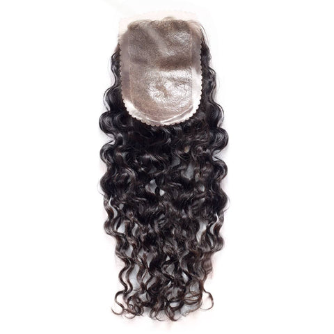 Curly Skin Base Closure | Perfect Locks