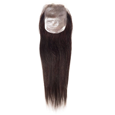 Straight Skin Base Closure