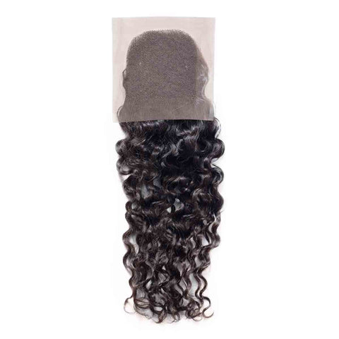 Curly Swiss Lace Closure