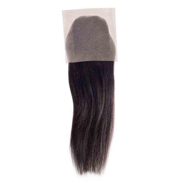 Relaxed Straight Swiss Lace Closure