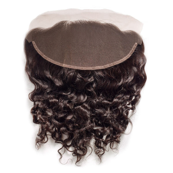 Curly Lace Frontal Hairpiece