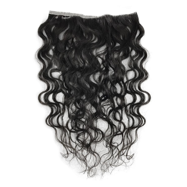 Curly Skin Weft Hair