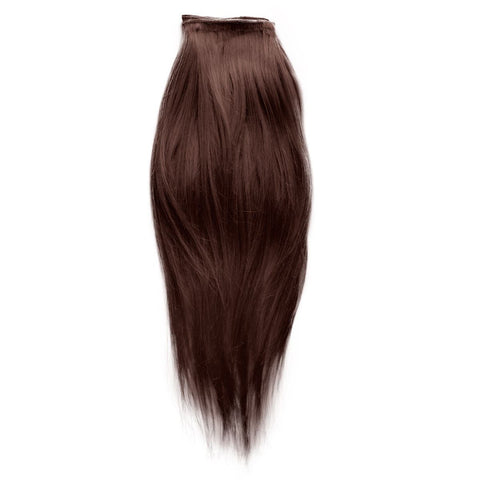 Straight Colored Hair Weave