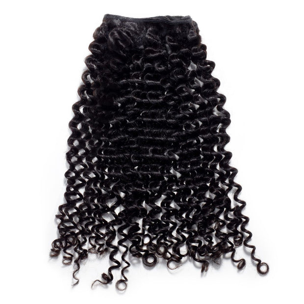 Tight Curly Steam Permed Weave
