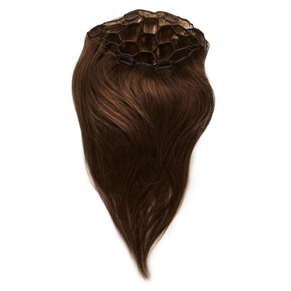 Straight Clip In Volumizing Hair Extensions Perfect Locks
