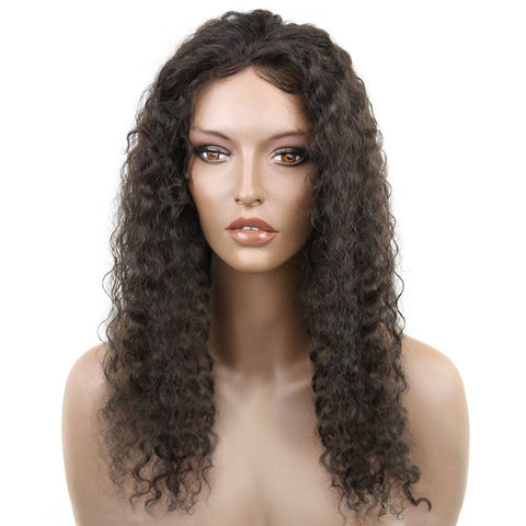 Tight Curly Lace Front Wig