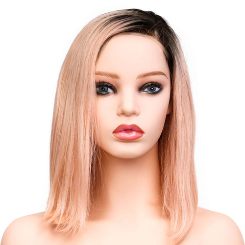 Rosé Lace Front Wig | Perfect Locks