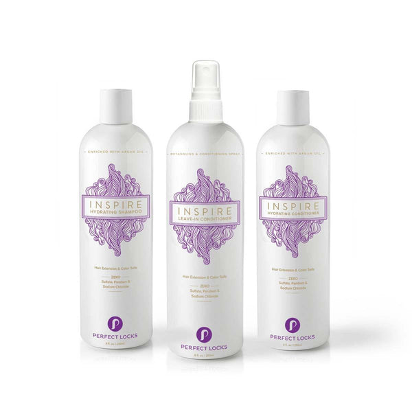 Hair Care Essentials Bundle