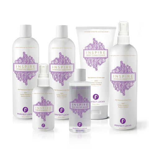 Hair Care Mega Bundle | Perfect Locks