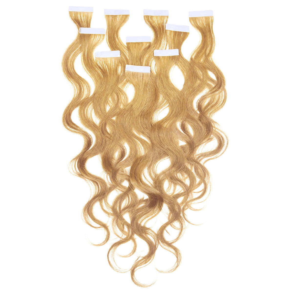 Wavy Tape In Hair Perfect Locks