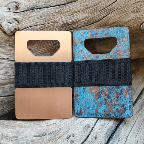 Spine Wallet - Copper