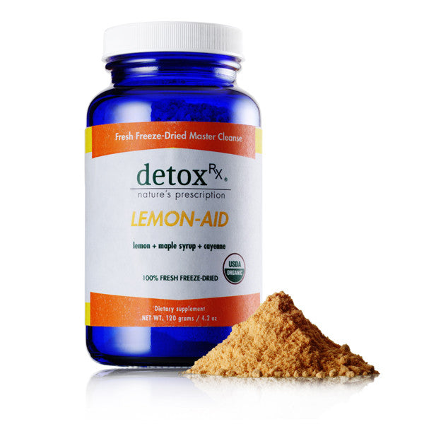 Lemon-Aid - Master Cleanse Powder