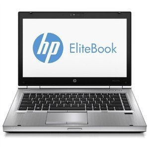 HP 14 Inch Elitebook 8470P Laptop for Business (Intel i5-3320M Turbo Frequency 3.3GHz, 8GB, 500GB HDD, Windows 7 Professional 64-bit) (Certified Refu