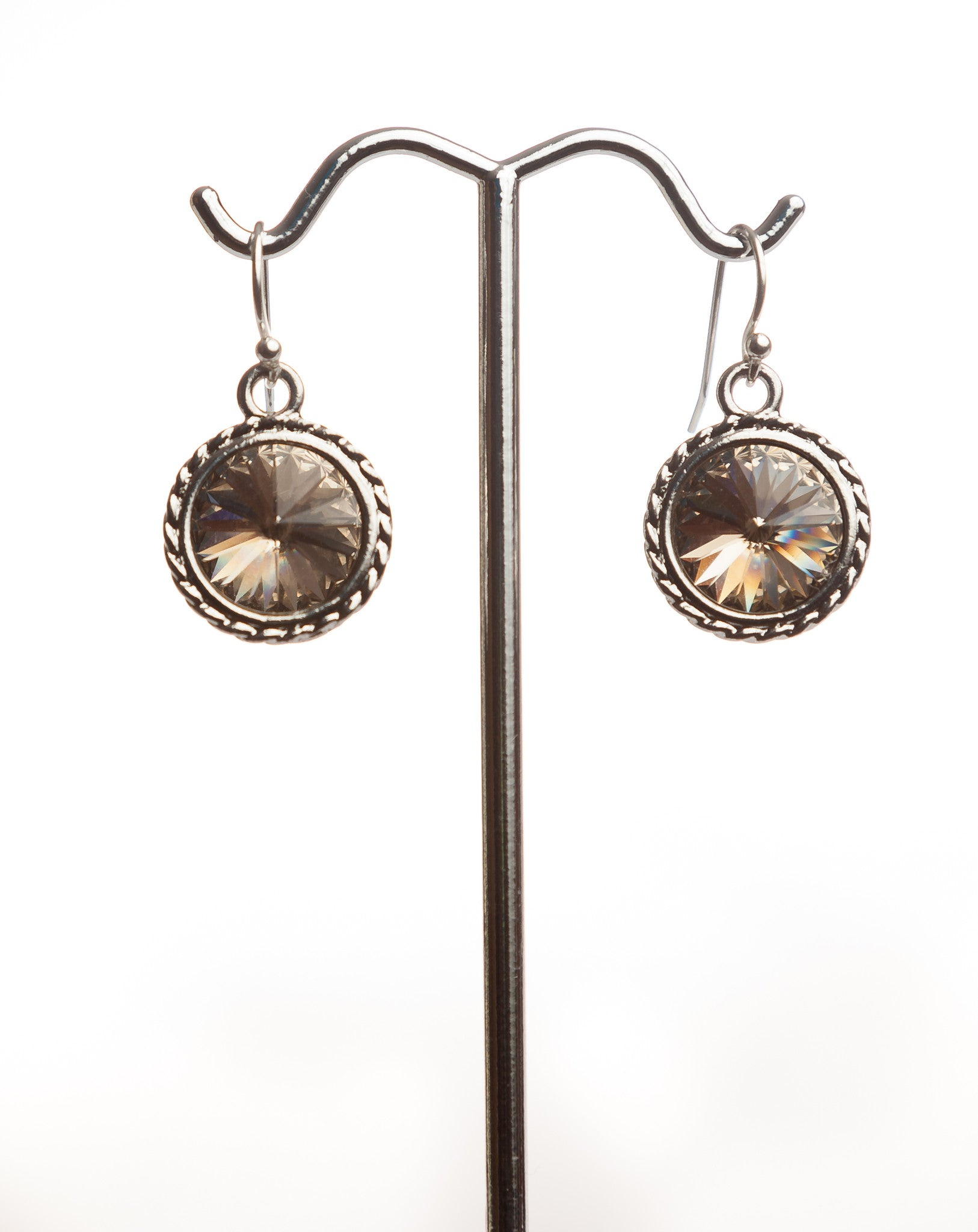 I139 Fancy Swarovski Earring