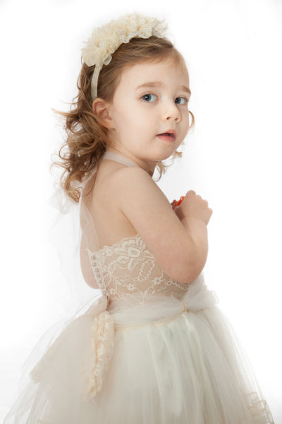 Lilli Flower Girl Dress