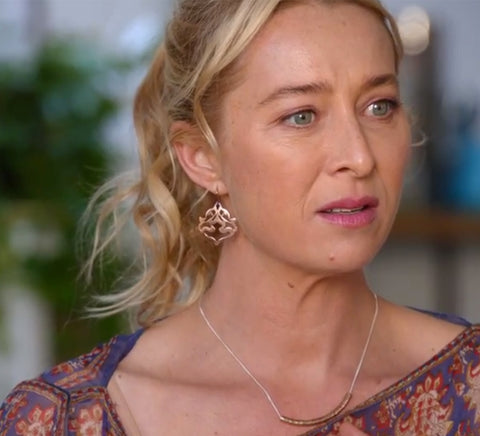 ROCK FINDERS KEEPERS JEWELLERY WORN BY NINA PROUDMAN ON OFFSPRING