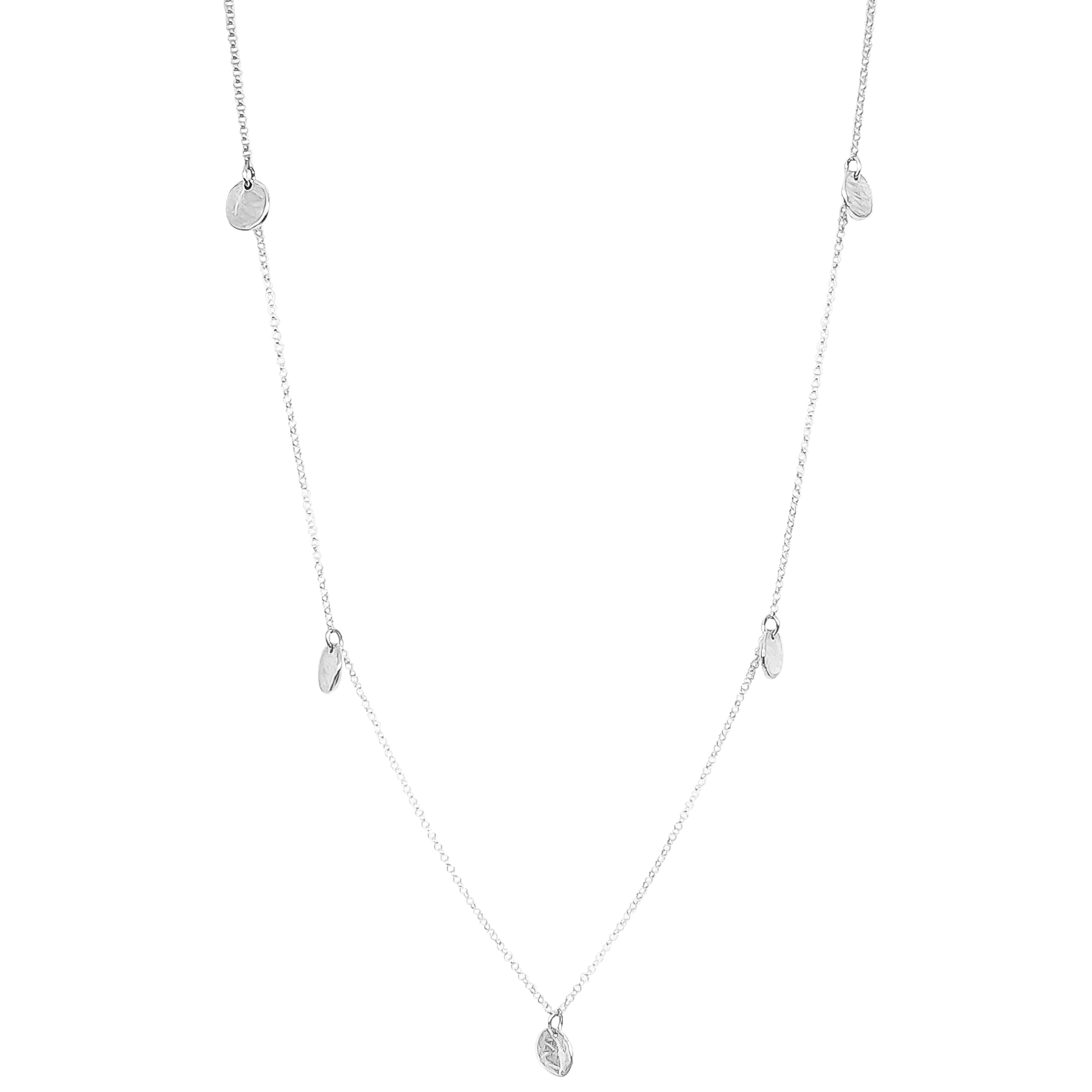Coco Fine Necklace - Mid | Silver Detail