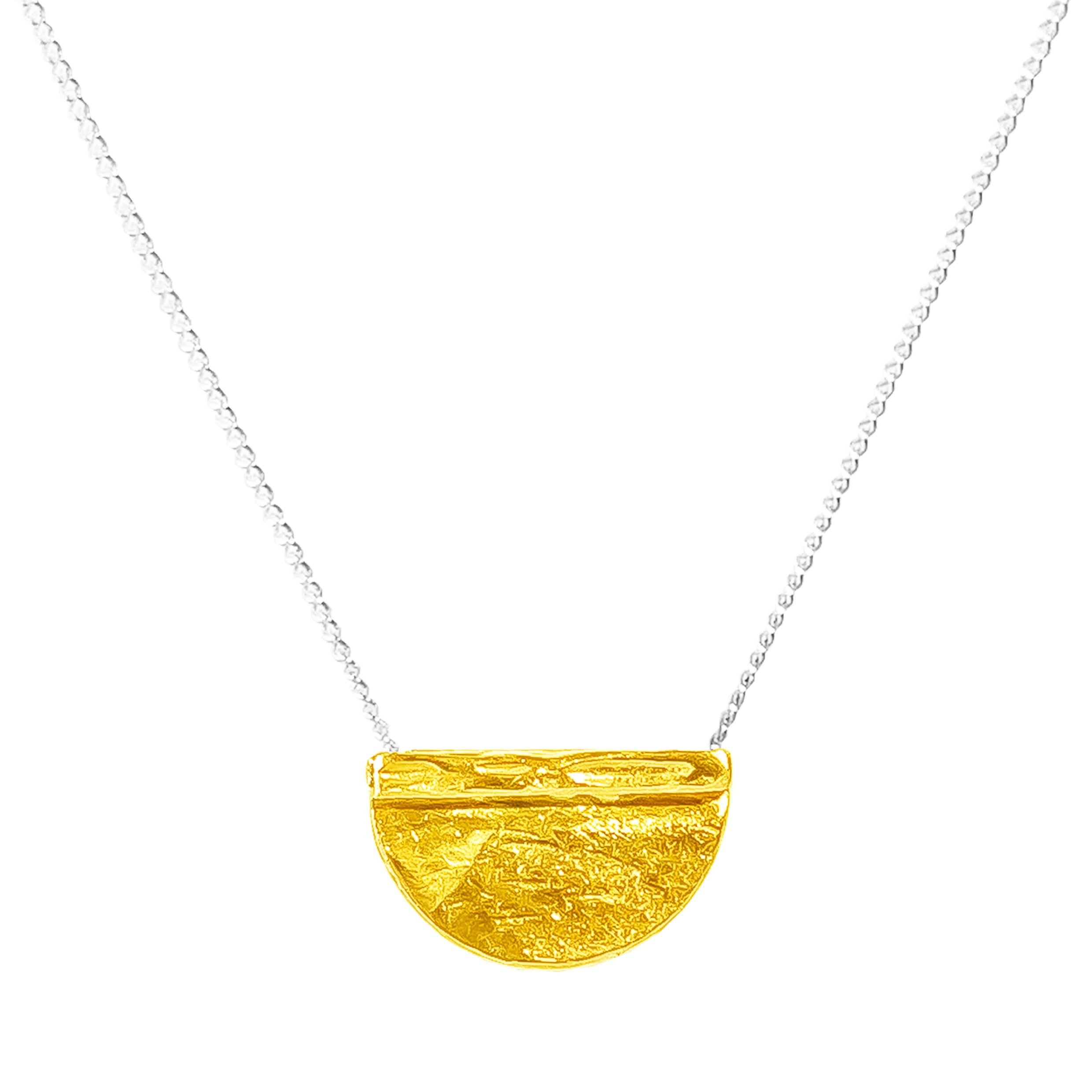 Inka Medium Necklace | Gold