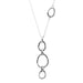 Paradis Necklace | Silver