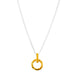 Zoe Necklace | Gold
