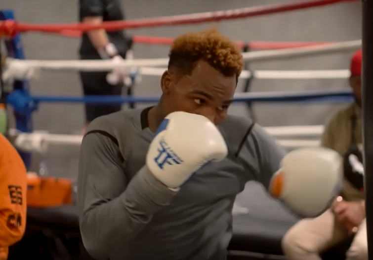 Avengement by the Fire of Desire - Team Savages x Jermell Charlo Lions Only Boxing