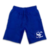 Currency jogger shorts in royal