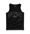 Savage Tank Top in black