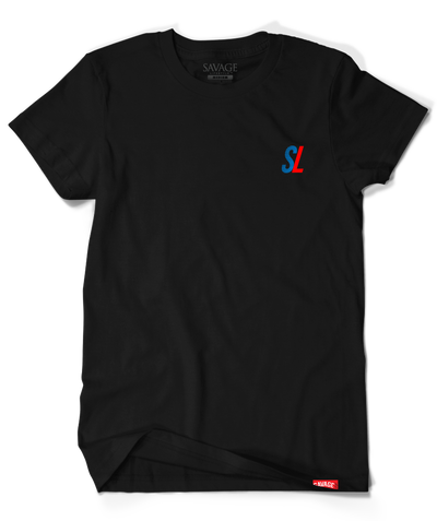 The SL t-shirt in black