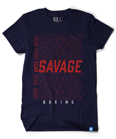 Team Savage Repeat in Navy