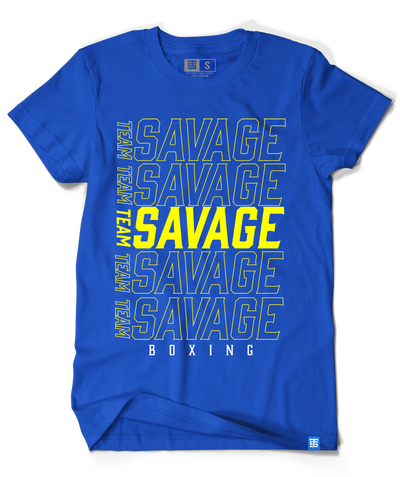 Team Savage Repeat in Royal Blue