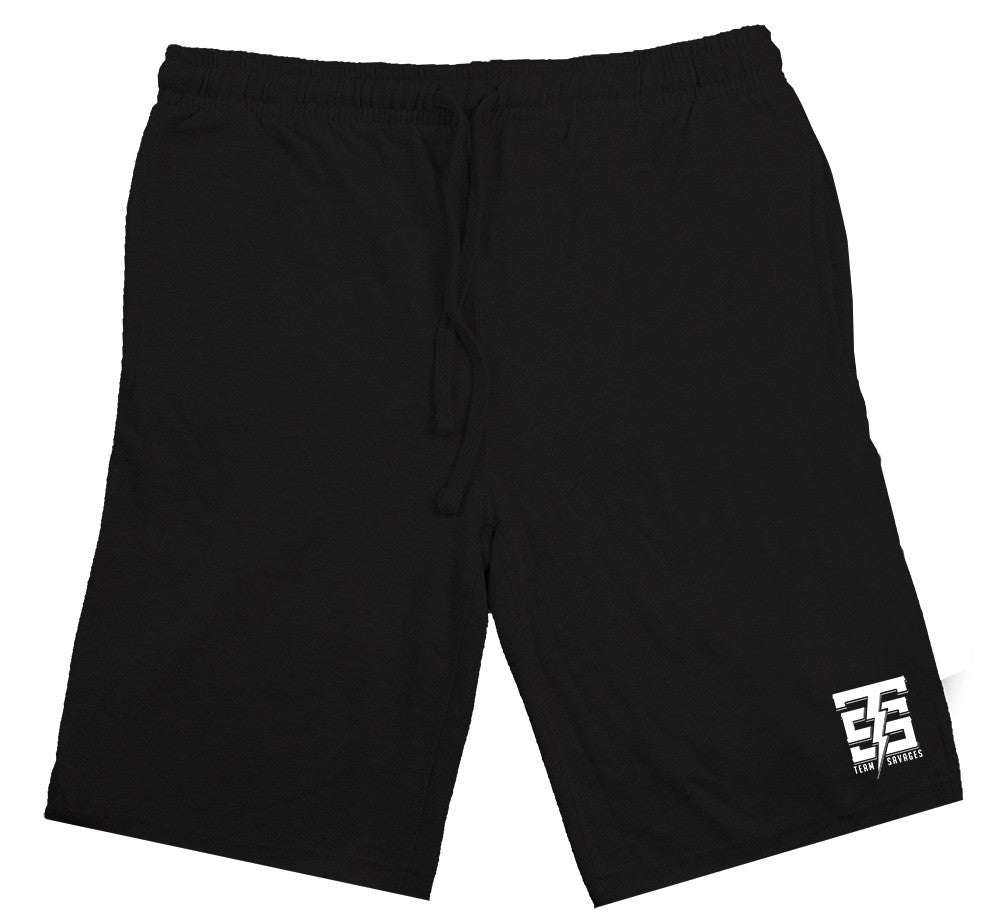 Team Savages Sweat Shorts in navy - by Savage Lifestyle