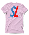The SL t-shirt in light purple