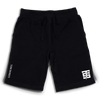 TS Brandmark jogger shorts in black