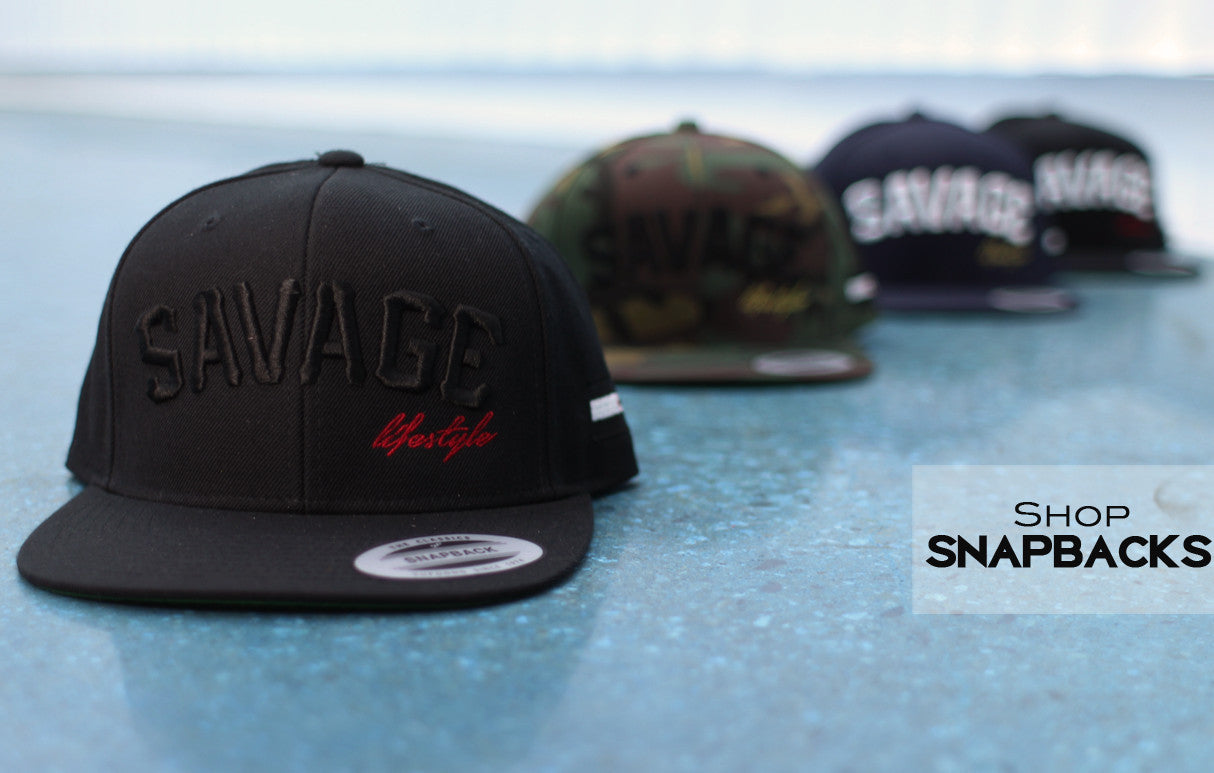 Savage Lifestyle Headwear