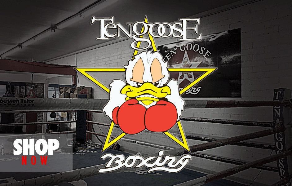 Tengoose Boxing Van Nuys California