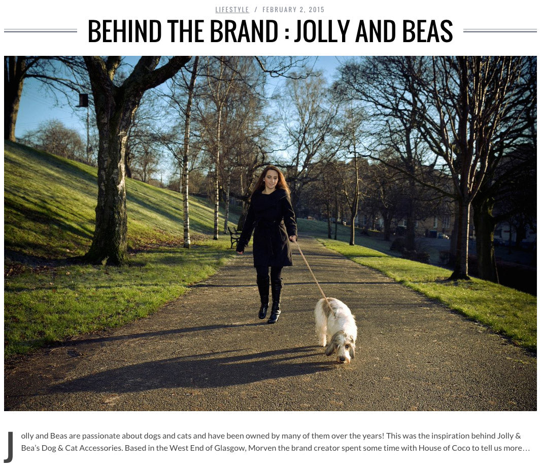 Behind the Jolly and Beas Brand
