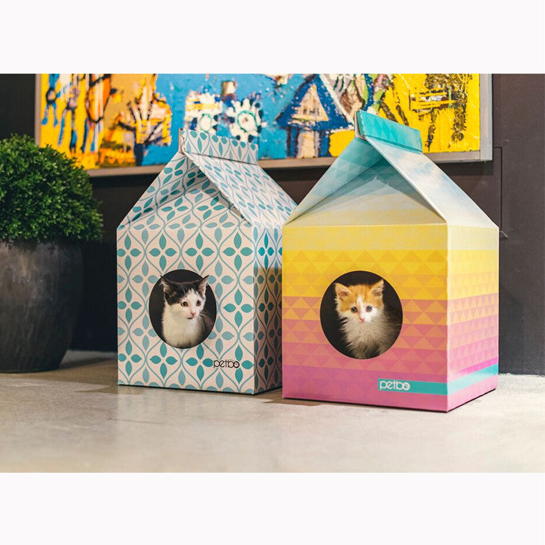 Petbo-Pride-Cat-Playhouse