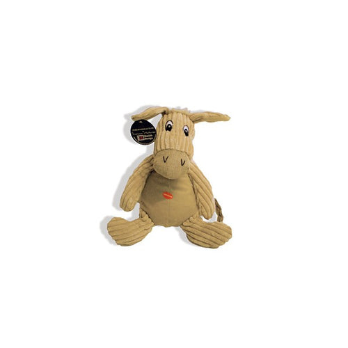 Doris the Donkey Dog Toy - Jolly and Bea's - 1