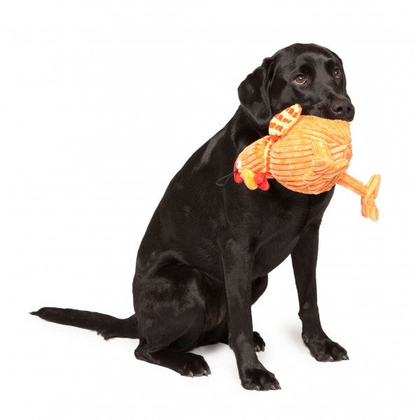 Henrietta Hen Dog Toy - Jolly and Bea's - 2