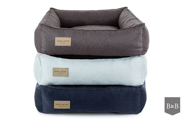 Urban Navy Dog Bed - Jolly and Bea's - 3