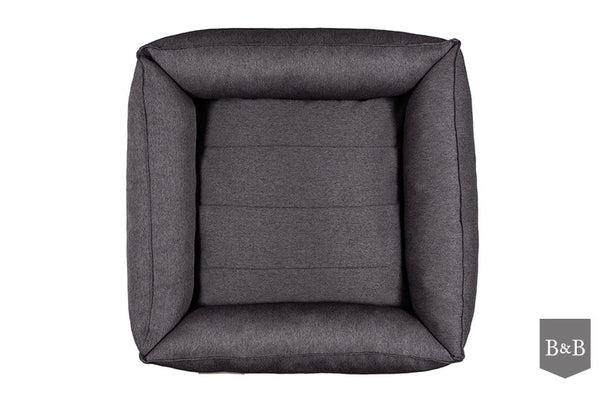 Urban Brown Dog Bed - Jolly and Bea's - 3