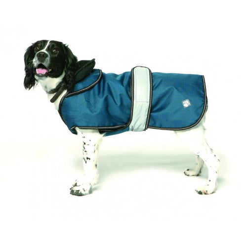 The Ultimate 2 in 1 Blue Dog Jacket - Jolly and Bea's - 1