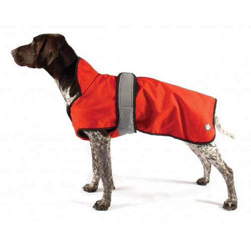 The Ultimate 2 in 1 Orange Dog Jacket - Jolly and Bea's - 1