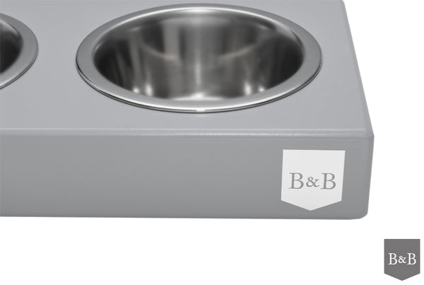 Bowl DUO grey