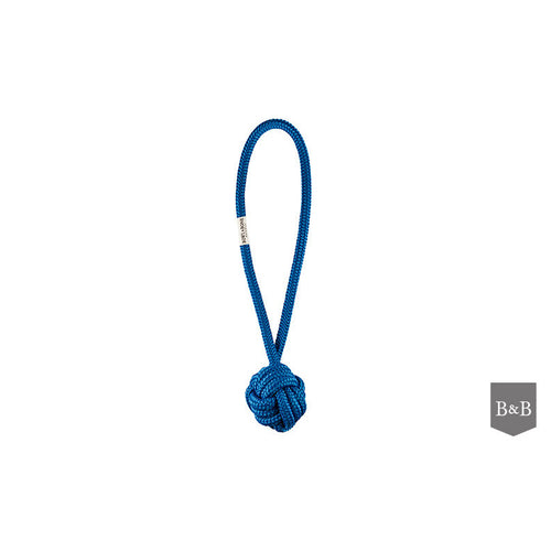 Blue Rope Dog Toy - Jolly and Bea's - 2