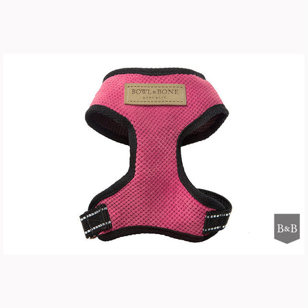 Red Active Dog Harness