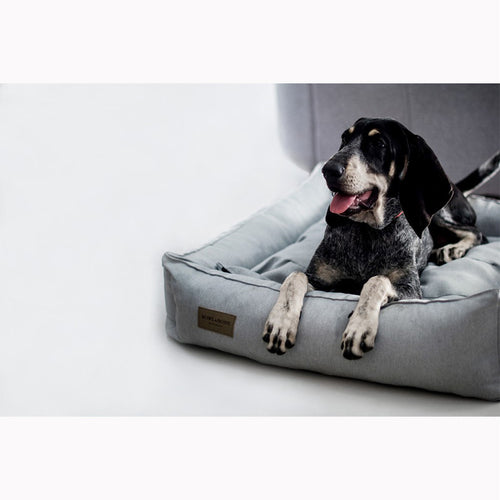 Urban Grey Dog Bed - Jolly and Bea's - 2