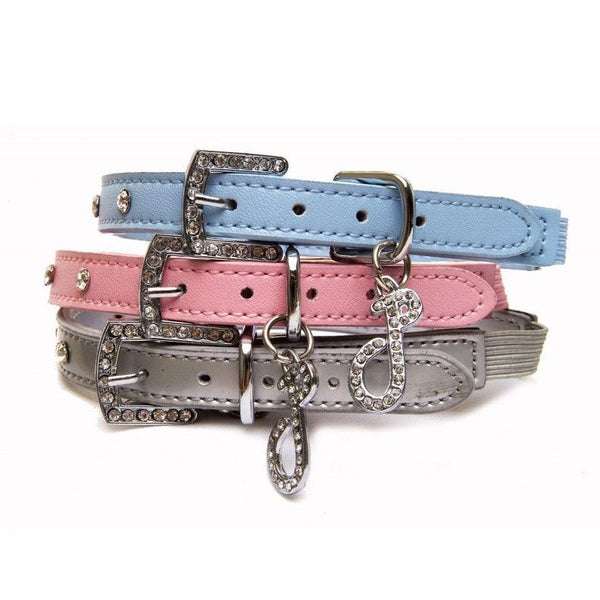 Glamour Diamante Cat Collars - Jolly and Bea's